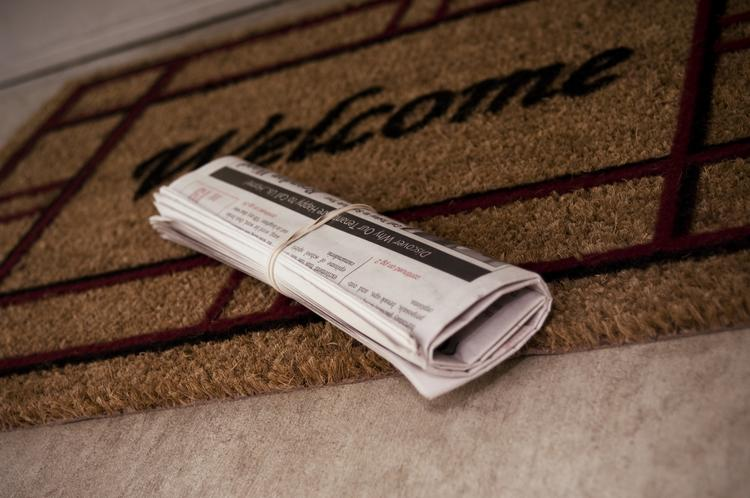 Early Morning Newspaper Delivery – Part Time (Close to you!)